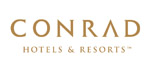 Conrad hotels are featured at bookhotel.com